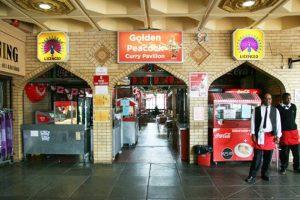 The Golden Peacock, Oriental Plaza Source: