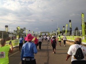 Soweto walk. Not very scenic but a fun day Source: