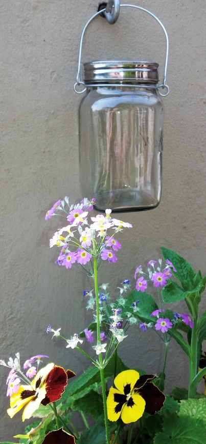 Solar Lantern by Consol Glass. Photo: Liz at Lancaster Guesthouse