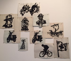 Ink drawings on show at Macro