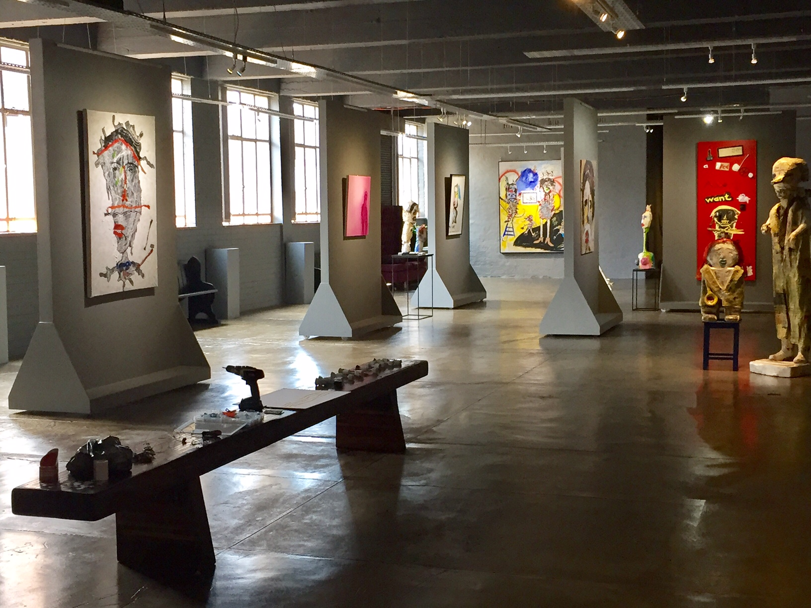 The LaunchPad - gallery space