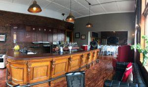 Original bar of the Cosmopolitan Hotel