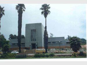 Delta Environmental Centre taken in 1975 Source: Randburg Sun