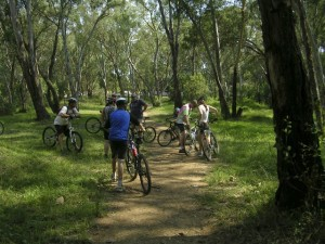 Cycling the spruit Source: Spruit.co.za