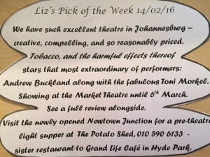 From Liz at Lancaster's noticeboard
