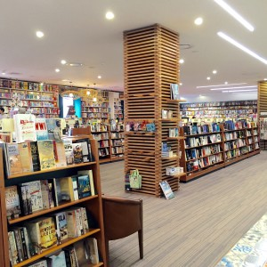 Newly revamped Exclusive Books Hyde Park