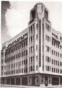 Hudaco Building Rissik St completed 1934