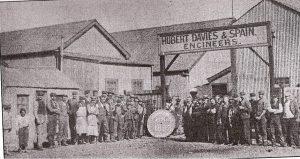 Workshop staff 24 May 1899