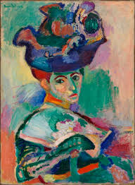 Woman with Hat 1905 Museum of Modern Art, San Francisco