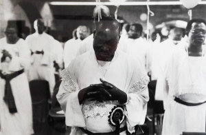 Andrew Tshabangu from the Bridge Series 1998