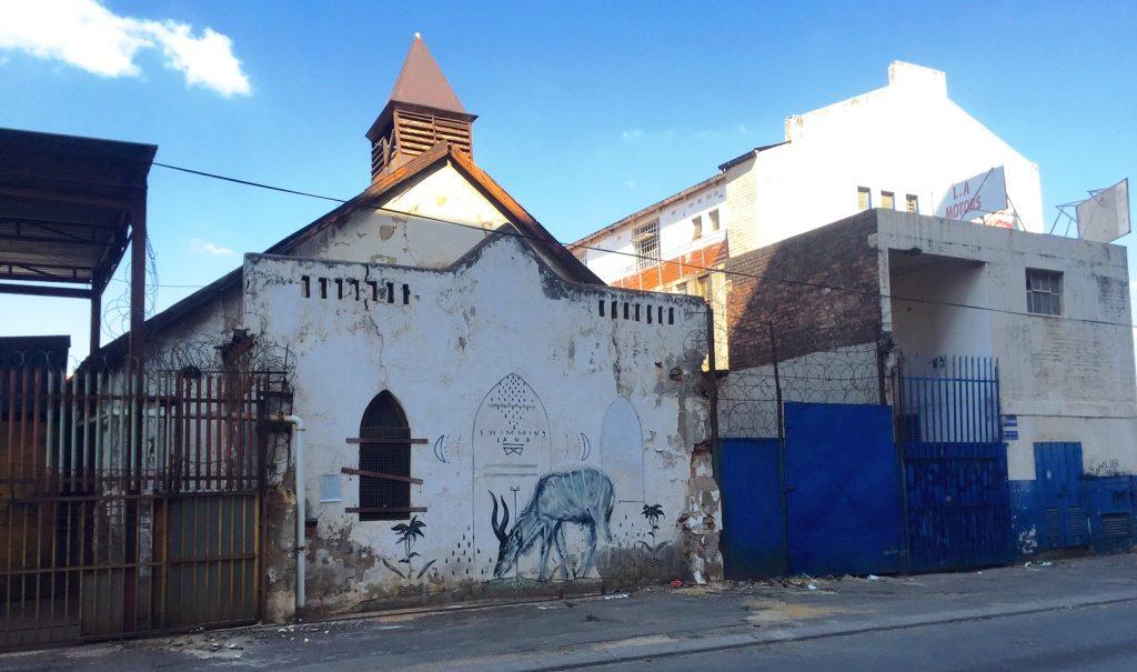 African Congregational Church 1924. 24 Alan Ross St, New Doornfontein