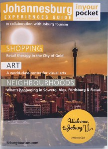 Johannesburg IYP routes