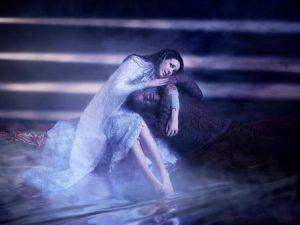 Susanna Phillips as Clémence in L'Amour de Loin. Source: Kristian Schuller