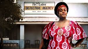 Mma Precious Ramotswe in The No. 1 Ladies' Detective Agency TV series