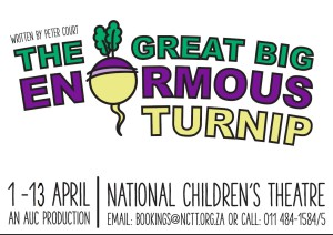 the great big enormous turnip poster 3