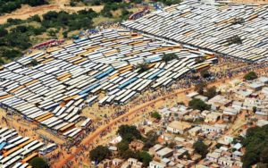 Aerial View of Moria in Limpopo
