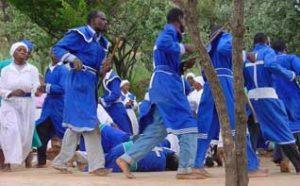 Melville Koppies Pentecostal Dancing