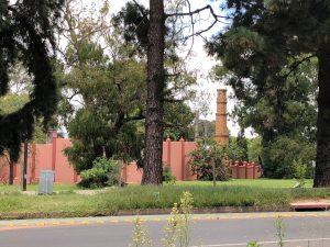 Hindu Crematorium, Brixton Cemetery Roving Bantu walking tour