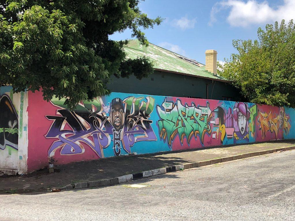 Street art and graffiti, Brixton