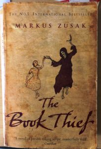 The Book Thief Book by Zusak