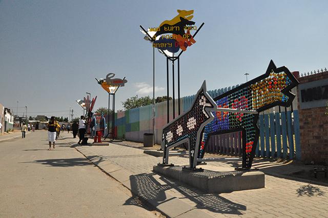 Diepsloot Public Art Project