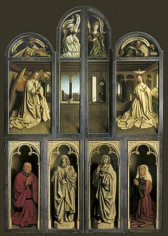 Van Eyck's Ghent Altarpiece