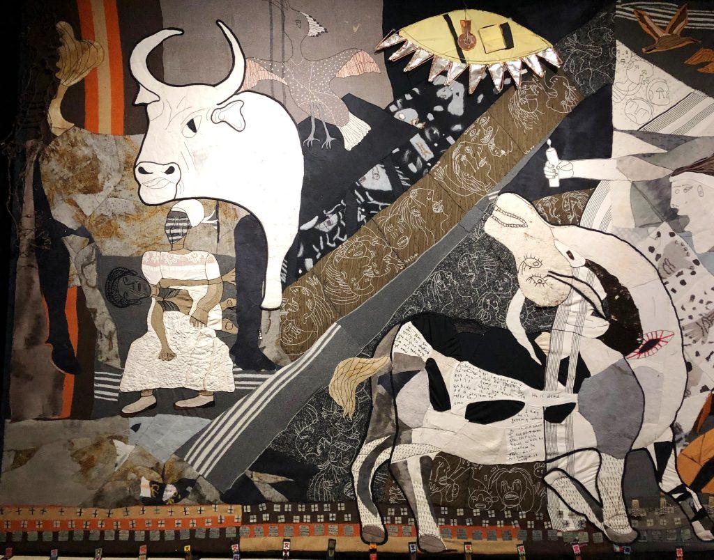 Keiskamma Guernica Tapestry