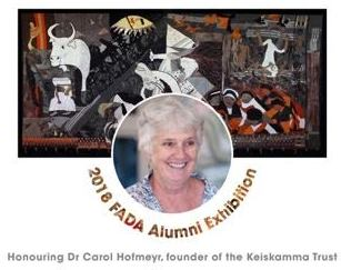 Dr Carol Hofmeyr Invite