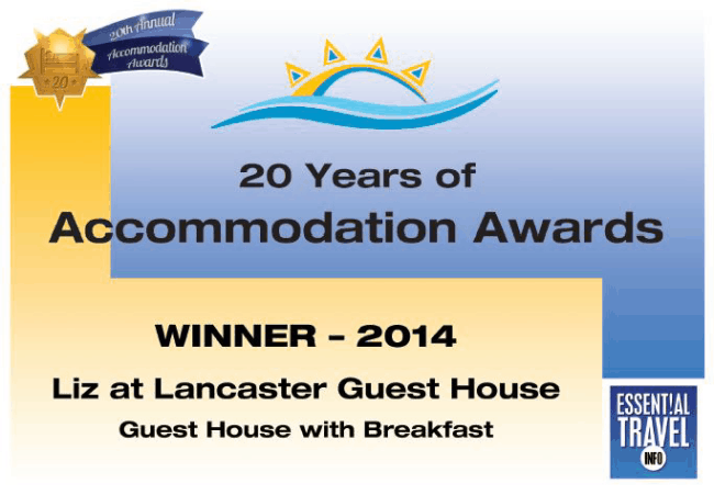 Craighall Guest House with Breakfast Winner