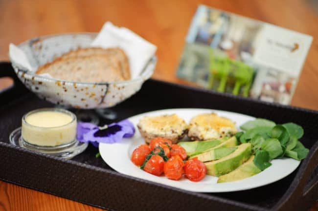 Craighall Bed & Breakfast Food