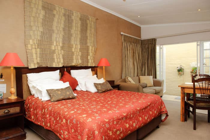 Craighall B & B Studio Flatlet Bedroom