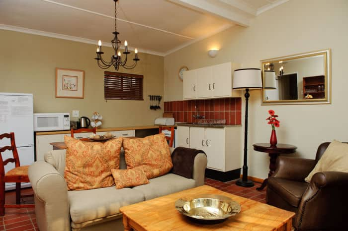 Craighall Self Catering Garden Cottage Bedroom 1