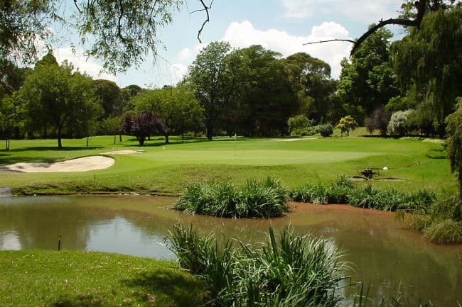 Golf Courses near Craighall Bed & Breakfast