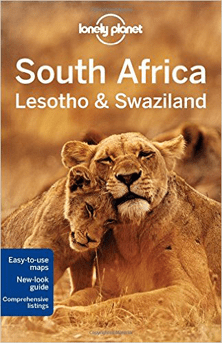 Craighall B & B Lonely Planet Guide Recommendation