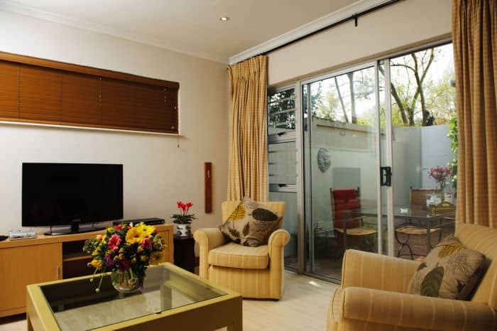 Craighall Self Catering Cottage Lounge